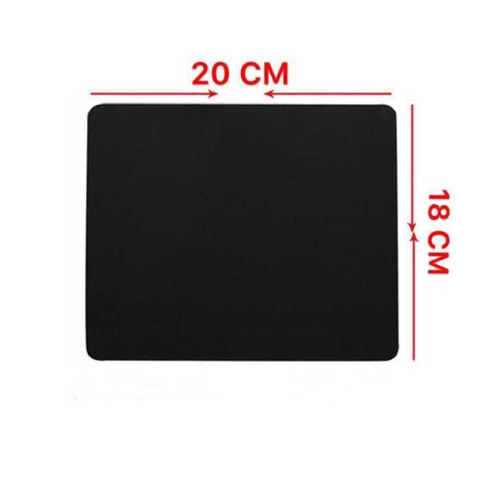 รีวิว Surface แผ่นรองเมาส์ Mouse PAD (แบบผ้า) Surface-1030 (BLACK) 20X18CM