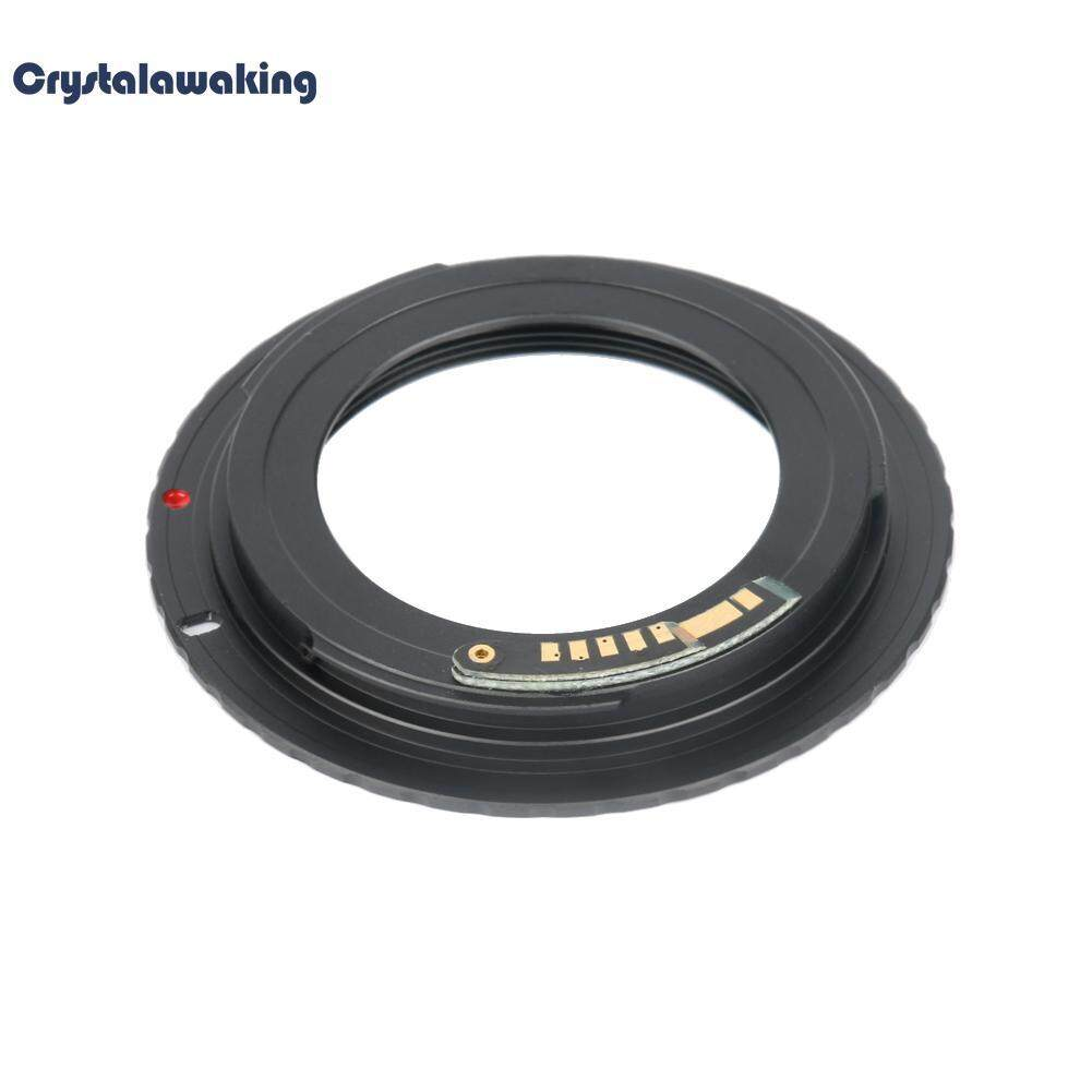 AF Confirm M42 Mount Lens Adapter for Canon Eos 5D 7D 60D 50D 40D 500D 550D - intl