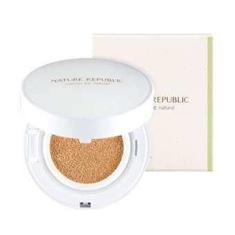 PURE SHINE NATURAL CUSHION 02 NATURAL BEIGE SPF50+ PA+++