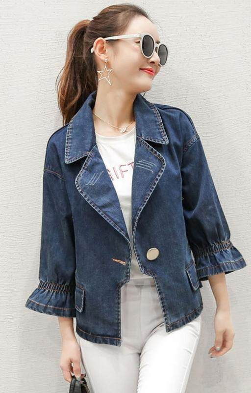ZASHION Denim Jacket Collection