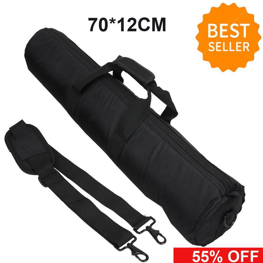 Thickened tripod package lamp holder package slide rail umbrella camera portable shoulder bag 60*12cm