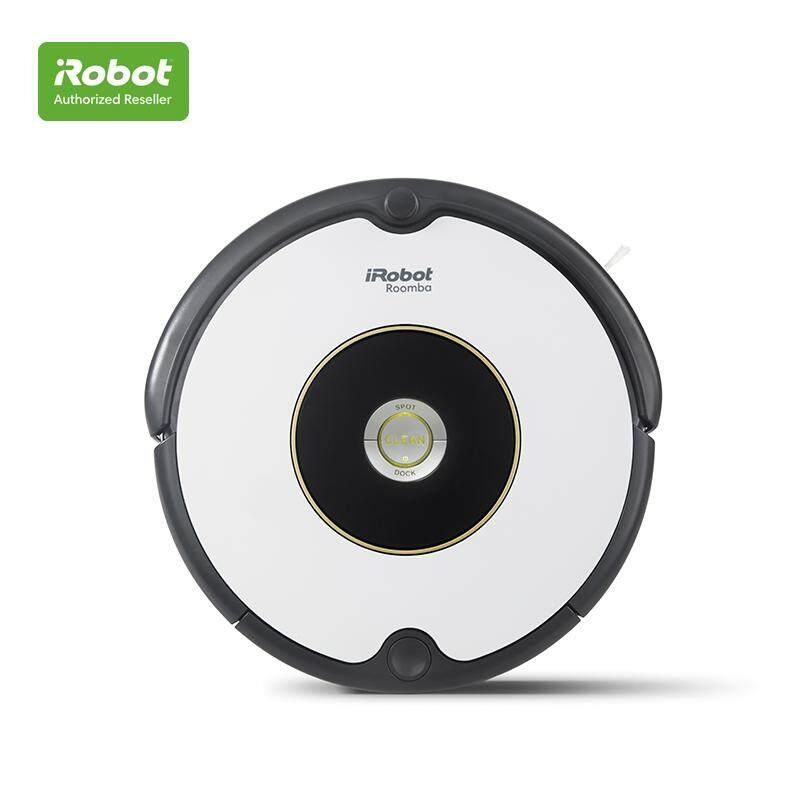รีวิว  iRobot หุ่นยนต์ดูดฝุ่น รุ่น Roomba? 605 - White ส่งฟรี ไม่โกง