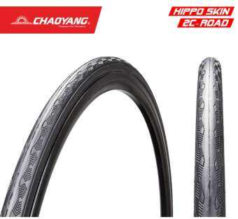 1x CHAOYANG Attack Pard 700x25 HippoSkin 30Tpi Road Bike Bicycle Tyre [W311123]