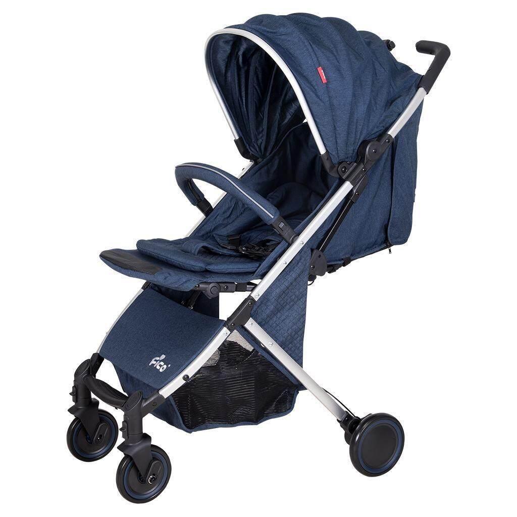 ลดแบบขาดทุน Unbranded/Generic รถเข็นเด็กแบบนอน รถเข็นเด็กพับได้ คันใหญ่ Baby Stroller รถเข็นเด็กเล็ก สี Red Wine มีโปรโมชั่น ลดราคา