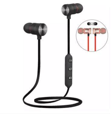 ของแท้ มีของแถม หูฟัง Unbranded/generic หูฟัง ไร้สาย รุ่น XT-6 Wireless Smart Sport Stereo(สีดำ) คลิ๊กรับคูปองส่วนลด