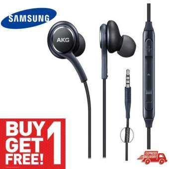 [Buy 1 Free 1]Samsung Original AKG Note 8 / S8 / S8+ Plus Earphones / Earpiece / Headset With Spare Earbuds-