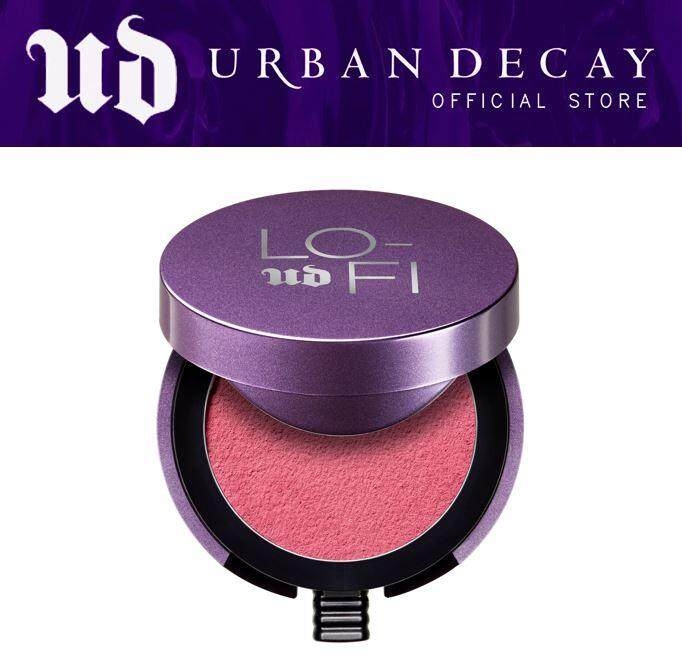 Urban Decay LO-FI LIP MOUSSE