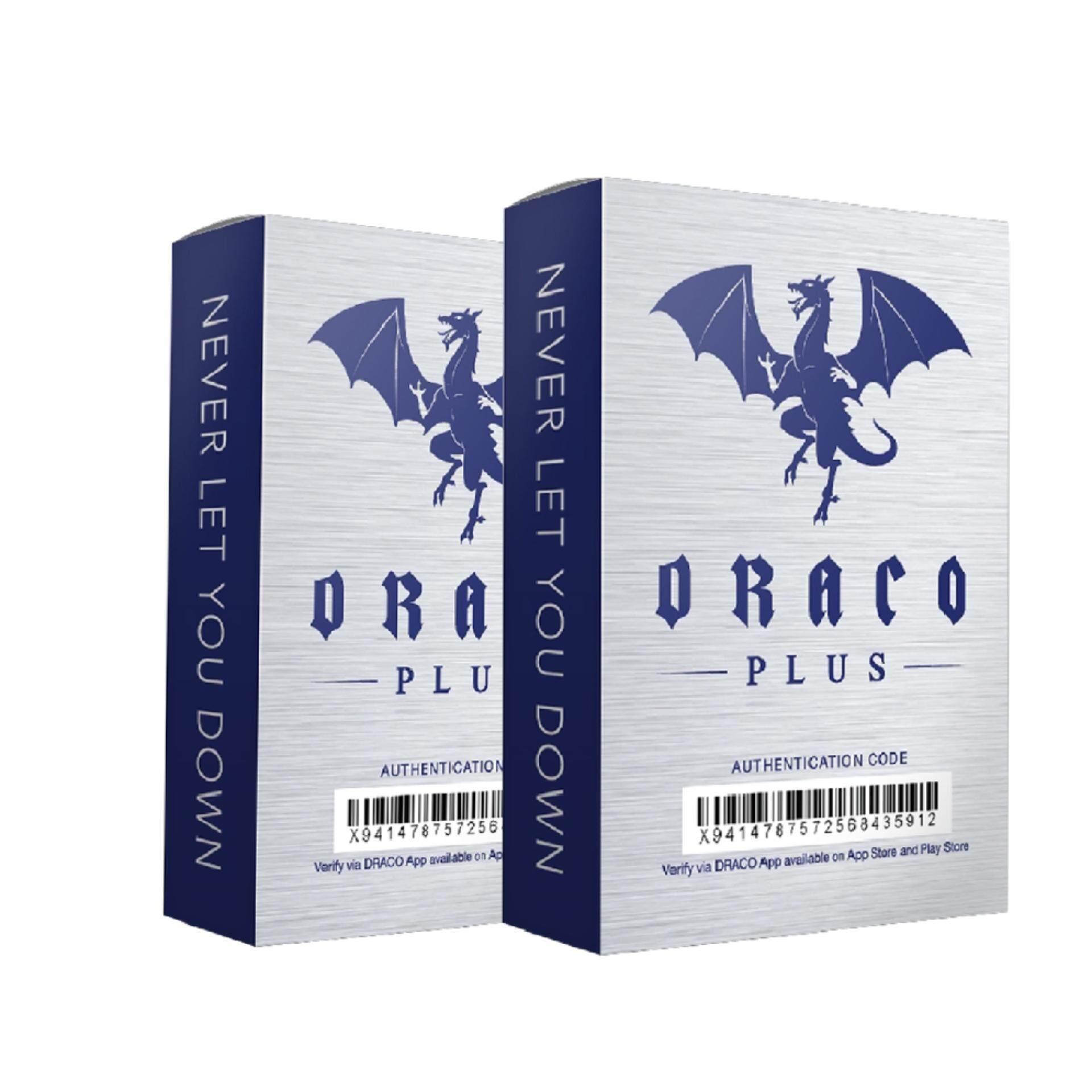DRACO PLUS   2 กล่อง
