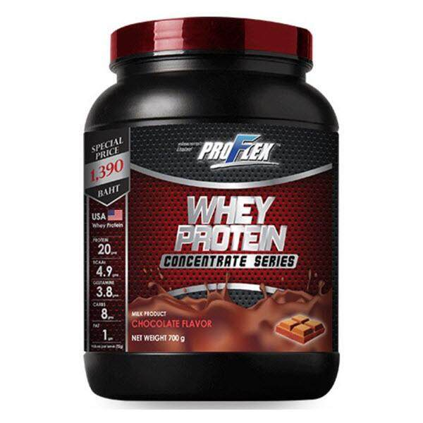 ProFlex Whey Protein CONCENTRATE Chocolate (700 g.)