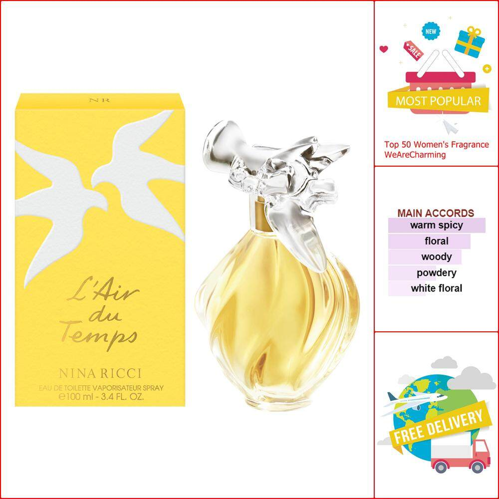 Nina Ricci L'Air Du Temps EDT 100 ml.