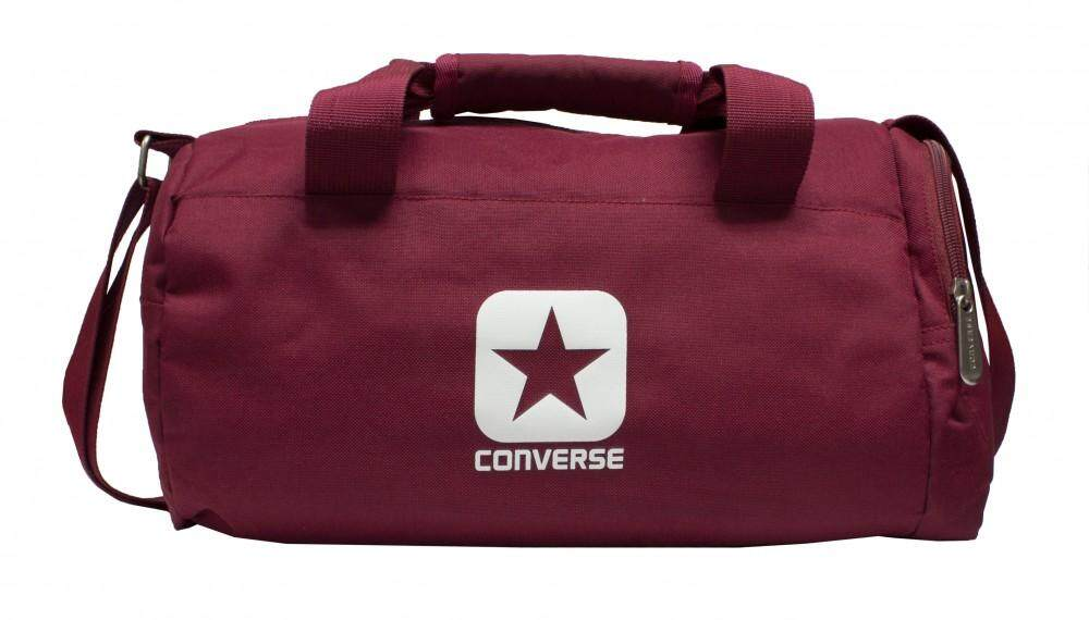 Converse SPORTY BAG (กระเป๋าสะพาย รุ่นสุดฮิต) กระเป๋าสะพายข้าง สี : แดง Size Int :  One size