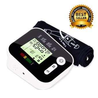 Bangkok life เครื่องวัดความดันโลหิตอัติโนมัติ รุ่นท็อป Blood Pressure Monitor