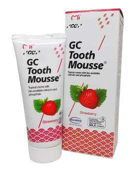 GC Tooth Mousse รสสตอเบอร์รี่
