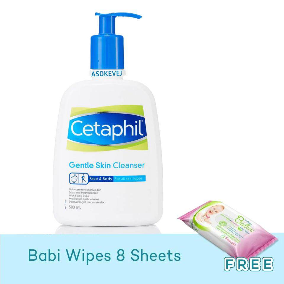 Cetaphil Gentle Skin Cleanser 500ml 500 Ml