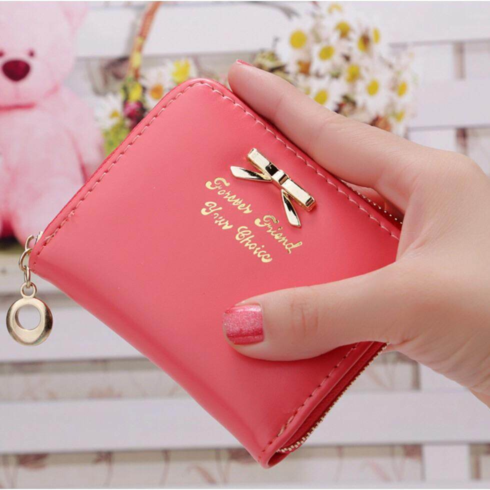 wallet bow