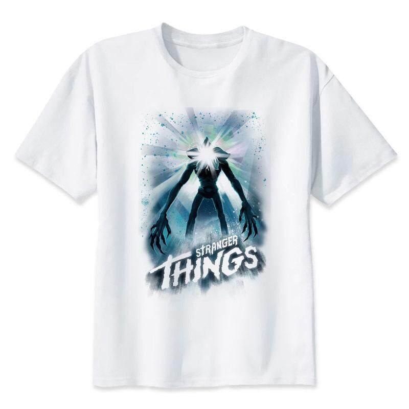 b6b997c4da6e fashion 2017 Stranger Things Mike Dustin Lucas Eleven Will Print T-shirts  new T Shirts Summer Hipster Tops tees Tshirt Homme | Lazada PH