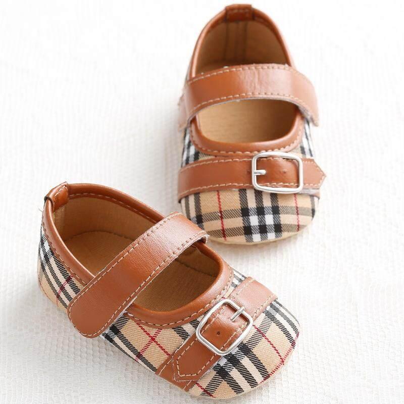 0-1 tahun Sepatu Bayi/Pijakan empuk sepatu belajar jalan/Baby shoes/