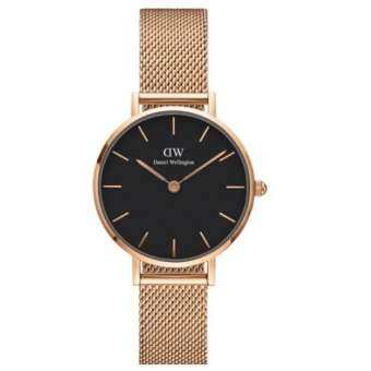 DW Daniel Wellington Classic Petite Melrose 32mm Black