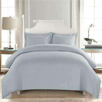 [Coloring] ชุดเครื่องนอน ผ้าปูที่นอน ชุดผ้าปูที่นอน ผ้าไหม นุ่มนอนสบาย 3ชิ้น Twin/Queen/King Size Bedding
