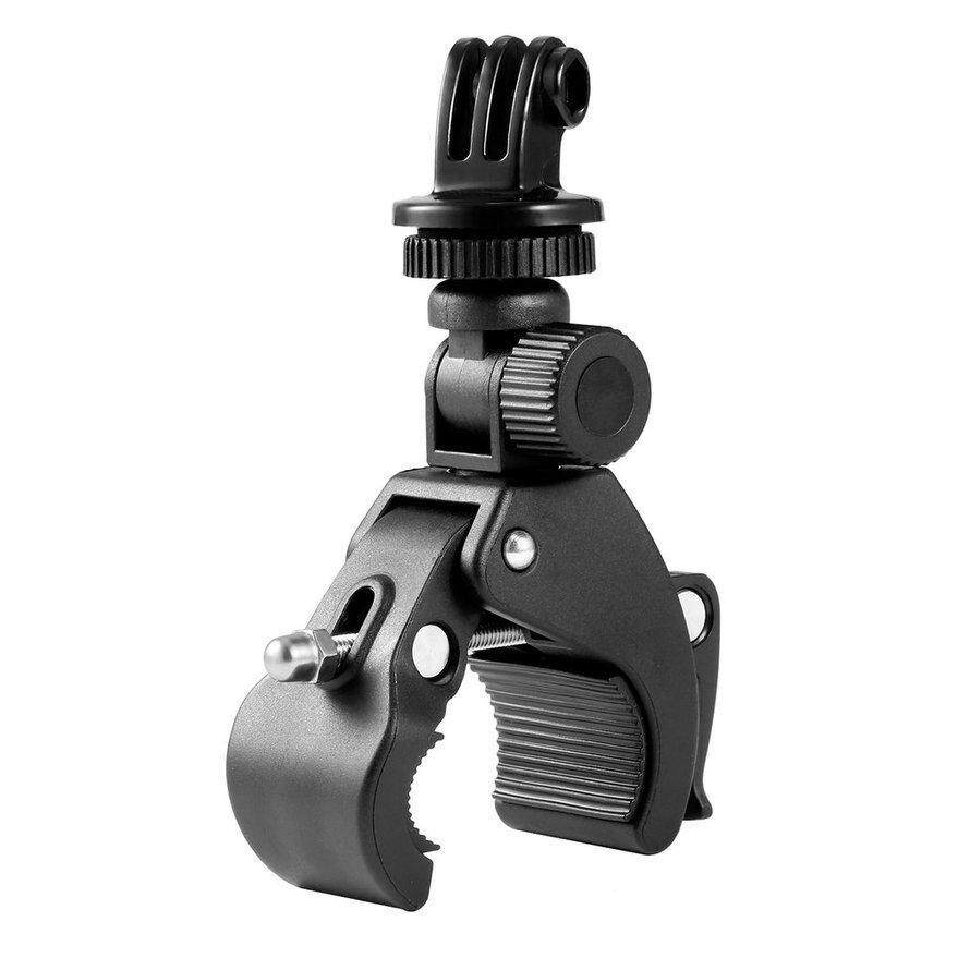 Bike Handlebar Clamp Roll Cage Mount Seatpost for GoPro Hero 5 4 3 Camera
