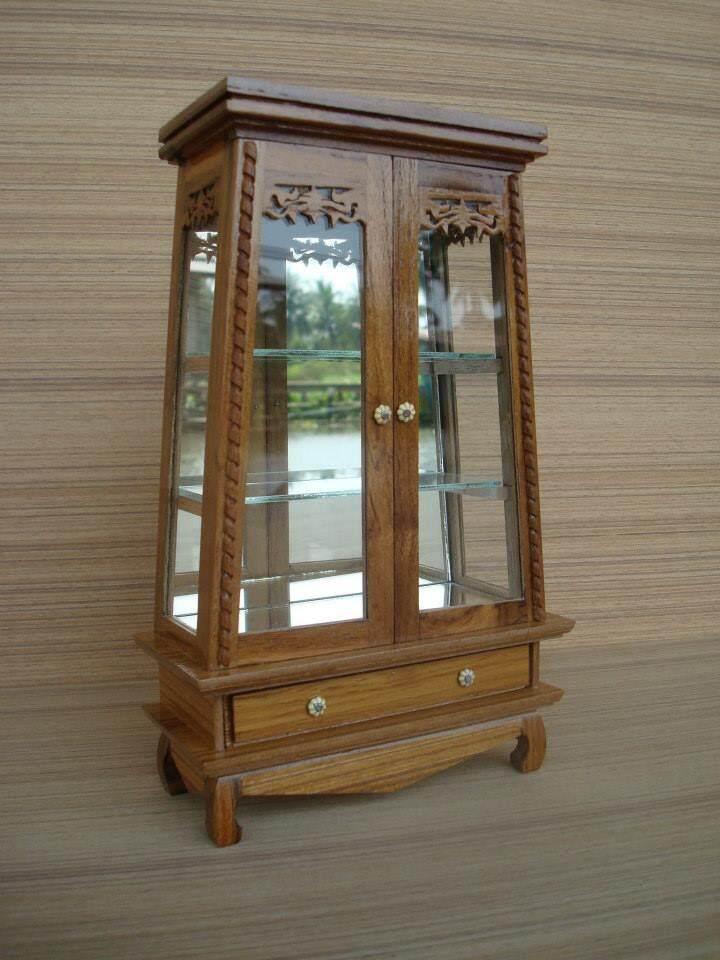 ของขวัญ ของที่ระลึก ตู้จิ๋ว ตู้โชว์  ของฝาก Souvenir Cabinet Handmade Diy เทศกาลของขวัญ ตู้สำหรับโชว์.