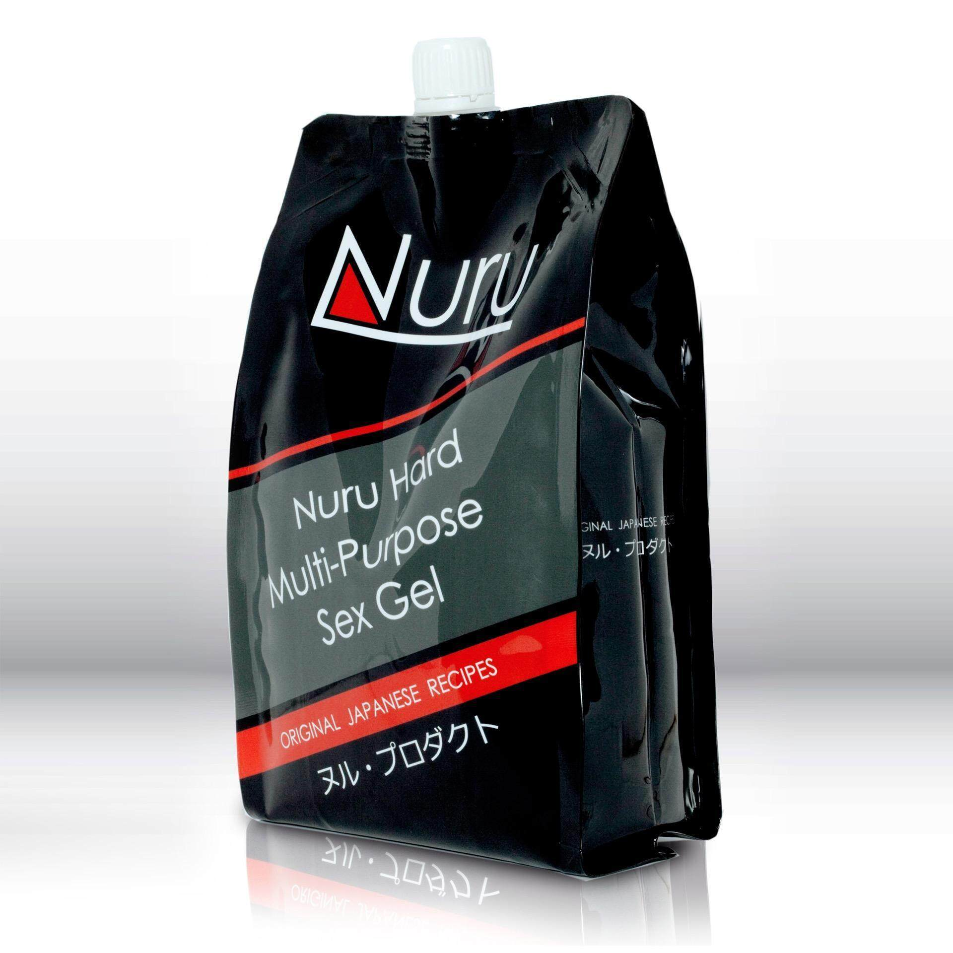 Nuru เจลหล่อลื่น นูรุฮาร์ด1000 มล.
