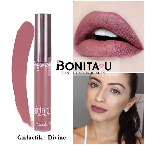 GIRLACTIK Matte Lip Paint 7.5 ml