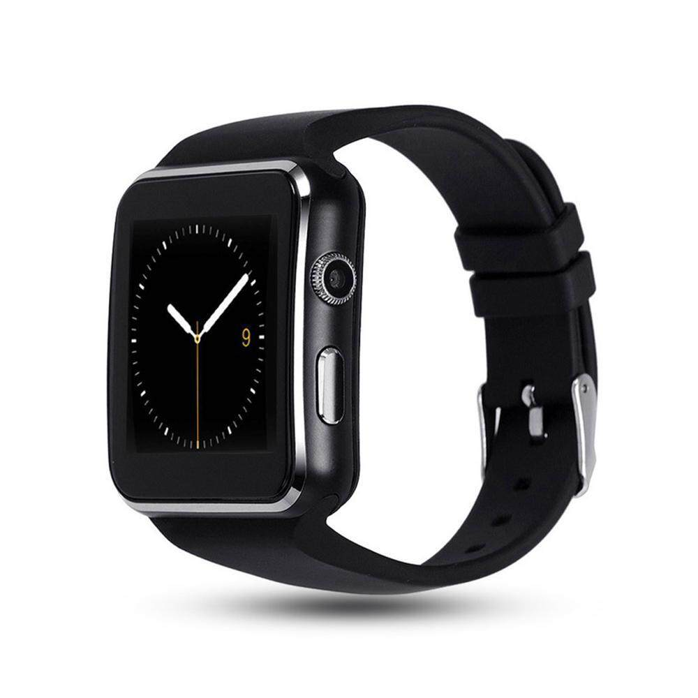 OEM X6 Curved Screen Smart Phone Watch, Support Bluetooth 3 0 And