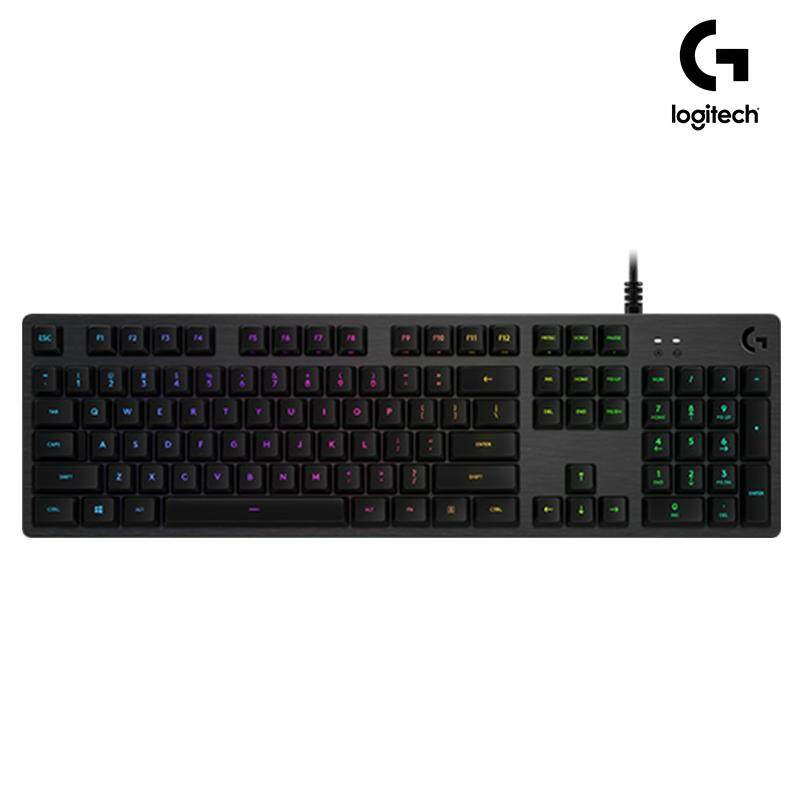 Logitech G512 RGB MECHANICAL CARBON LINEAR Gaming KEYBOARD