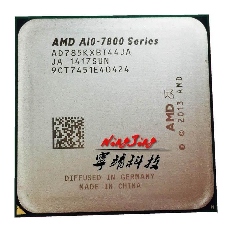 AMD A10-Series A10-7850K 7850 A10 7850K 3.7 GHz Quad-Core CPU Processor AD785KXBI44JA Socket FM2+ ch Store