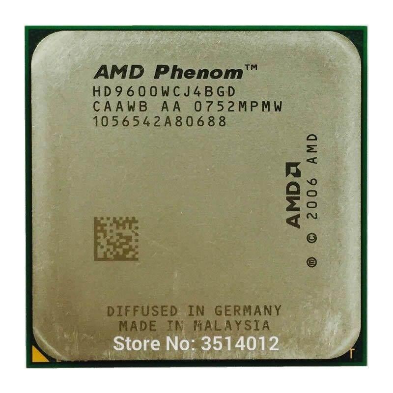 AMD Phenom X4 9600 2.3 GHz Quad-Core CPU Processor HD9600WCJ4BGD/HD960ZWCJ4BGD/HD960BWCJ4BGD Socket AM2+ LLY Store