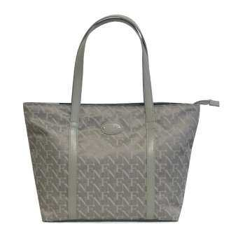 FN BAG กระเป๋า Tote Bag 1208-21002-099 Col.Grey