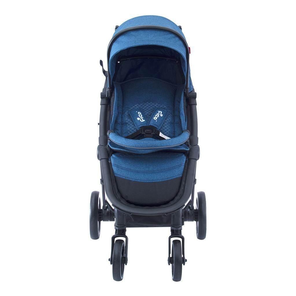 ถูกเหลือเชื่อ BEST รถเข็นเด็กแบบนอน High Quality Baby Stroller Prams รถเข็นเด็กพับได้ พกพาง่าย ถือขึ้นเครื่องเดินทางสะดวกสบาย ปรับได้ 3 ระดับ-BF4 ดีจริง ๆ