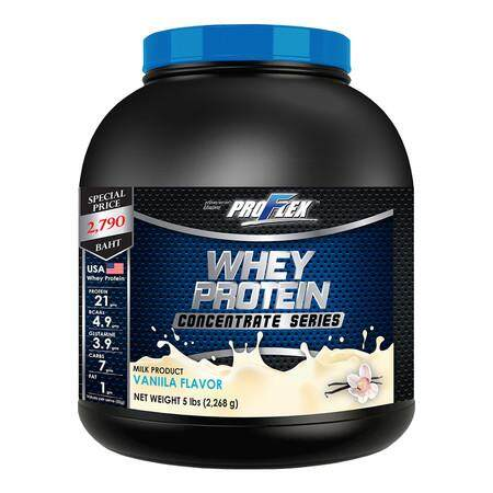 ProFlex Whey Protein Concentrate Vanilla (5 lbs.)