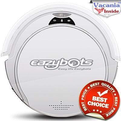 ใครเคยใช้  Eazybots หุ่นยนต์ดูดฝุ่น  รุ่น Throughly (white) มีคูปองส่วนลด