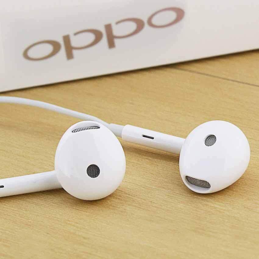 คุ้มค่า เมื่อซื้อ หูฟัง ออปโป, อ๊อปโป OPPO หูฟัง In-ear Headphones รุ่น MH135 Oppo เเละ Android earphone for R9s r9s plus R11 plus A57 R7 R9 A59 A77 ดีจริง ๆ