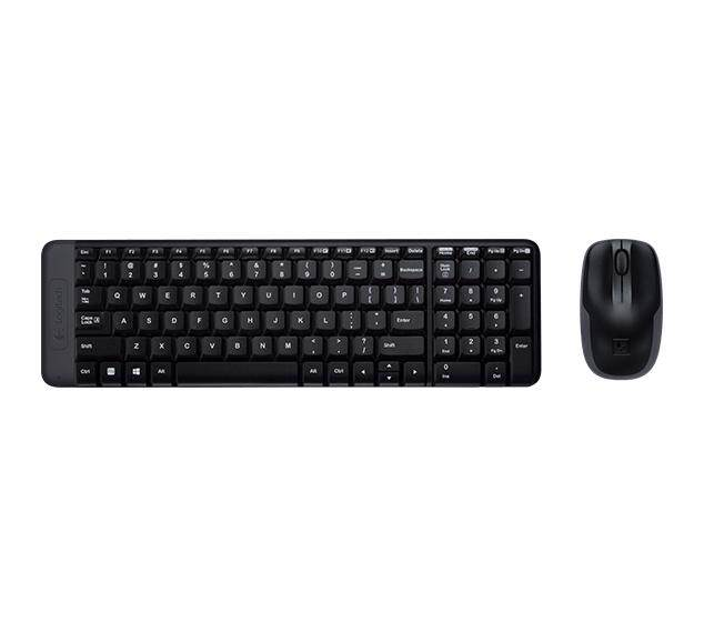 Logitech MK220 Wireless Keyboard & Mouse Combo - TH/EN