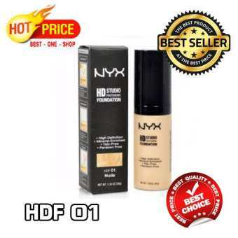 NYX HD Studio Photogenic Foundation HDF01 Nude (พร้อมกล่อง)