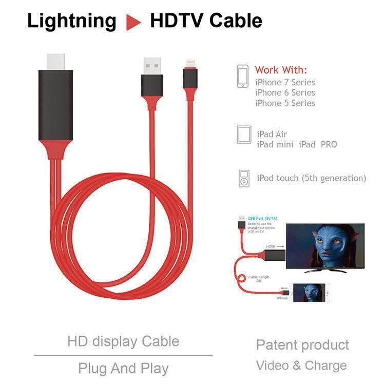 Le Lightning Connect To Hdmi Tv Av