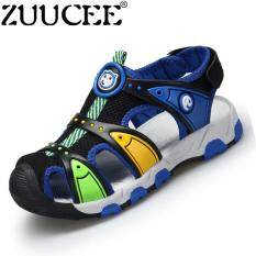 ZUUCEE New Boys Colorful Soft Sandals Summer Beach Sandals Breathable Slippers – intl