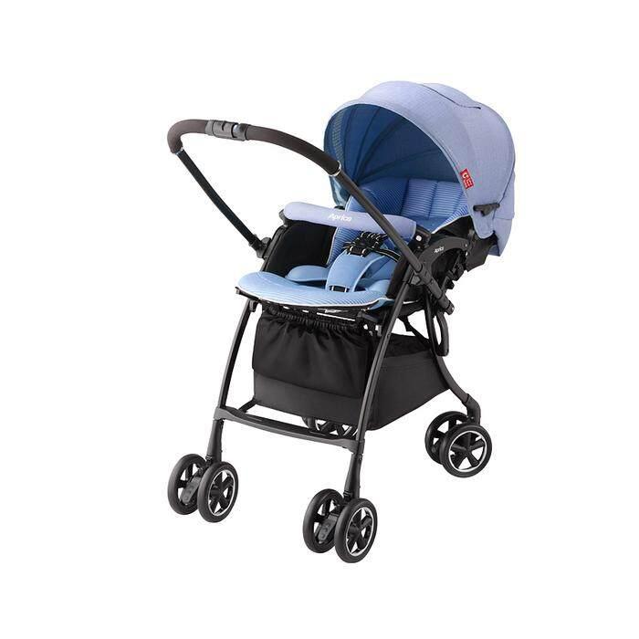 ใครเคยใช้ babyshop656 รถเข็นเด็กสามล้อ Babyshop656  รถเข็นเด็ก  5 ล้อ  แบบพกพา  พับเก็บได้ น้ำหนักเบา  รุ่นเบาะนิ่ม มาพร้อมตะกร้าใส่ของ และกระดิ่ง ซื้อที่ไหน ? ถูกที่สุด