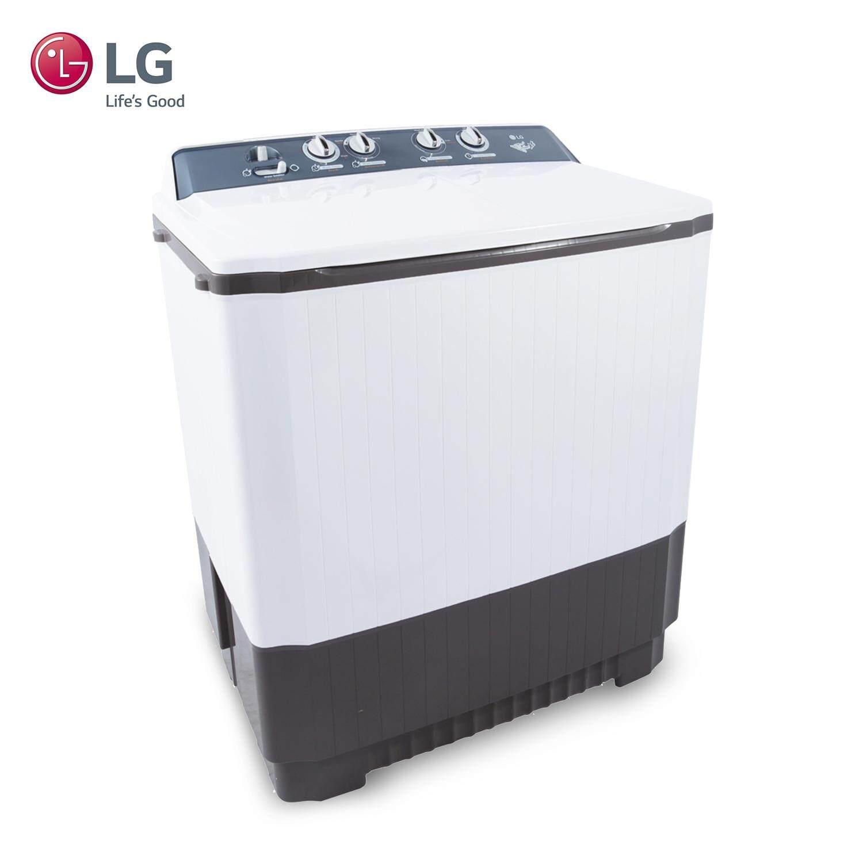 ใครเคยใช้ เครื่องซักผ้า แอลจี ลดโปรโมชั่น -14% LG เครื่องซักผ้า ความจุถังซัก 9.5 กิโลกรัม รุ่น WP-1350ROT (จานซักแบบ Punch +3) เช็คราคาที่ดีที่สุด