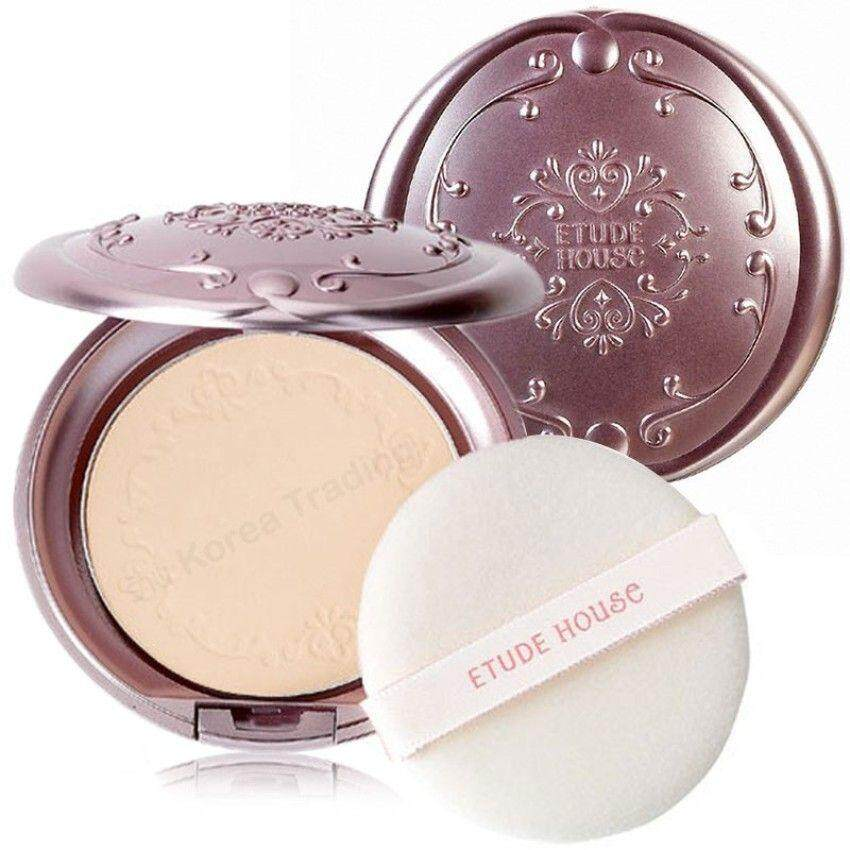 Etude House Secret Beam Powder Pact 16g #02 Natural Beige สำหรับผิวสองสี