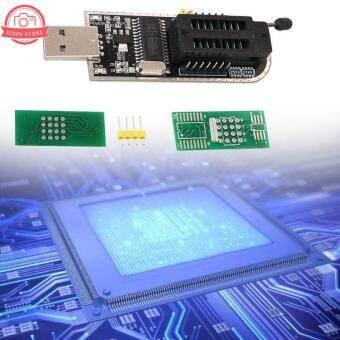 BIOS FLASH 24/25 Serie Burner USB Port Programmer CH341A Writer Board Black