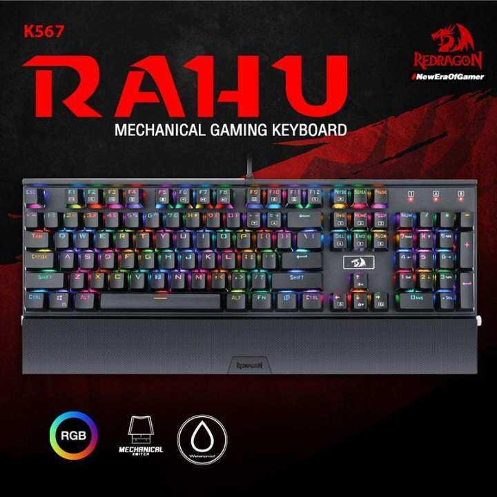แนะนำ คีย์บอร์ด Redragon รุ่น KUMARA K552 | Eva Build a Computer