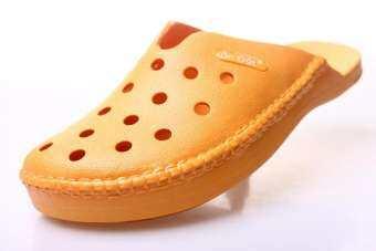 สำหรับฤดูร้อนเวียดนาม ON DOT 58 Snnei หญิงรูยางคู่รักรองเท้าหัวปิดส้นแบนชายหาดแฟชั่นใส่ด้านนอกรองเท้าแตะ