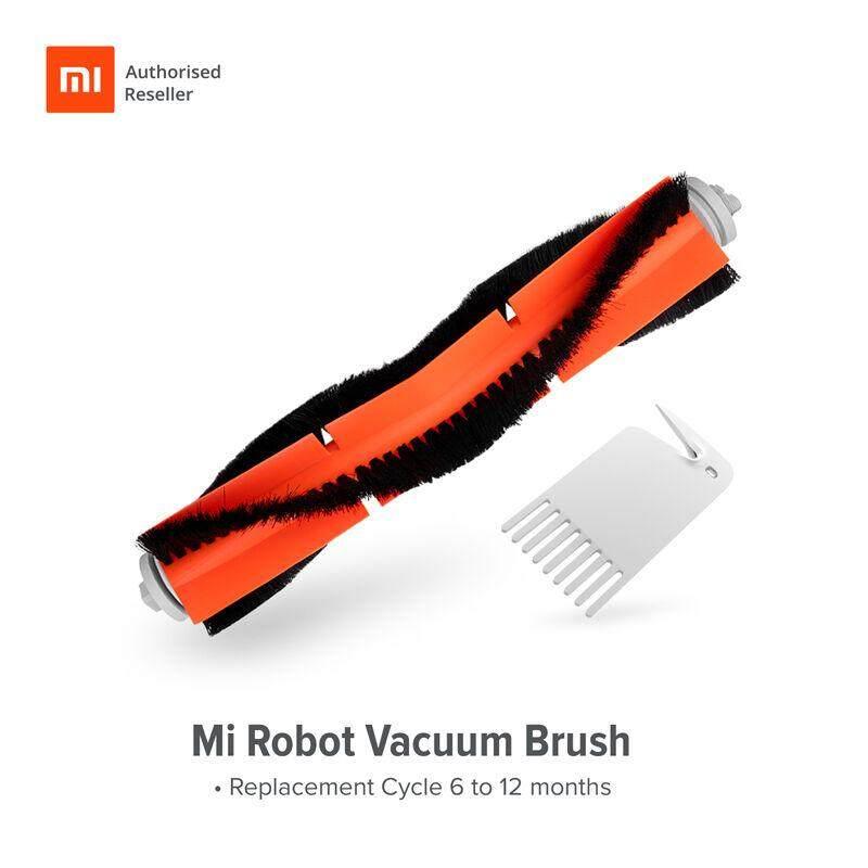 Heaven11 - หุ่นยนต์ดูดฝุ่น Robot Vacuum Brush (สินค้าพรีเมียม รับประกันคุณภาพ)
