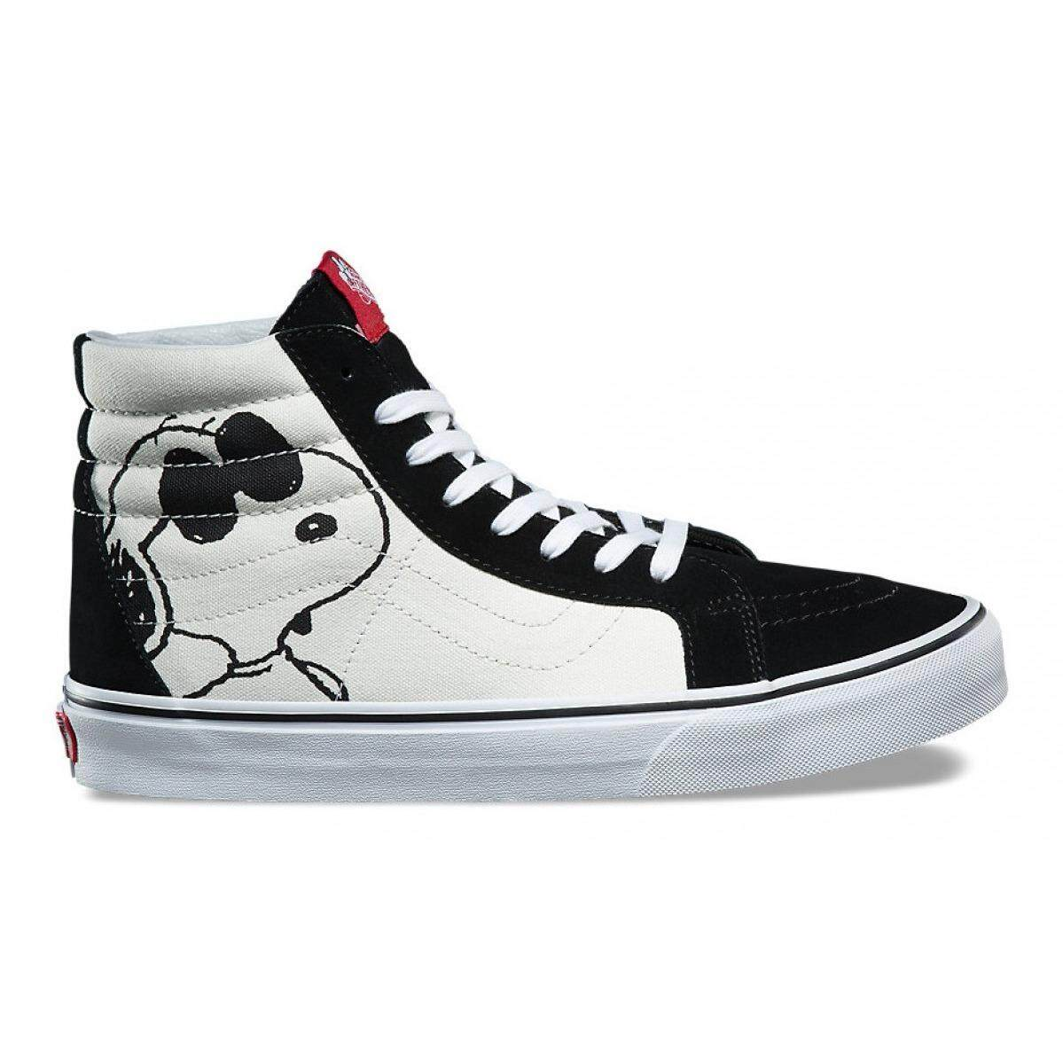 VANS รองเท้า แฟชั่น แวน M CV Shoes SK8-Hi Reissue Peanuts Joe Cool/Black VN0A2XSBOQU (4500)