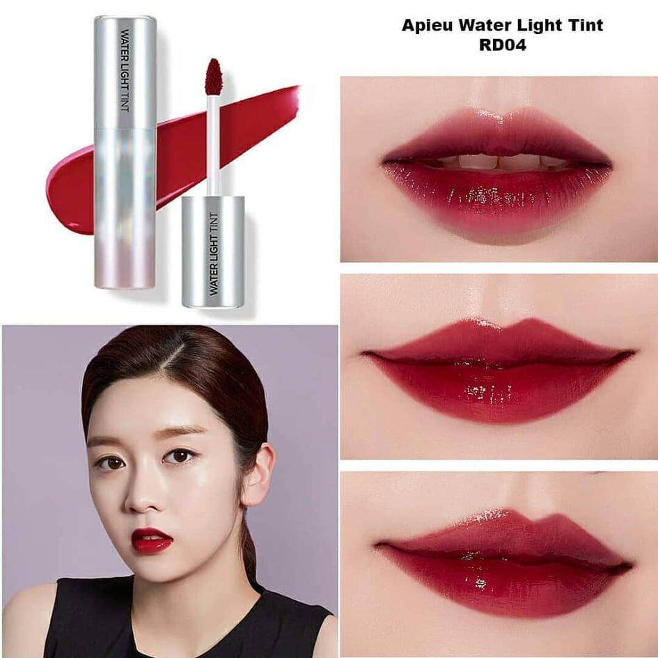 Apieu water light tint RD04