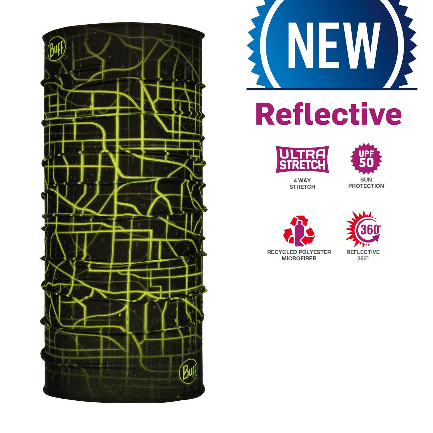 Buff New Reflective